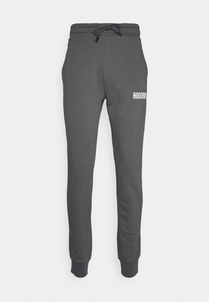 CORE JOGGERS - Tracksuit bottoms - shadow/white