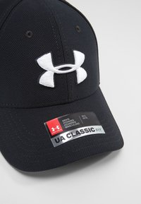 Under Armour - BLITZING - Caps - black - 4