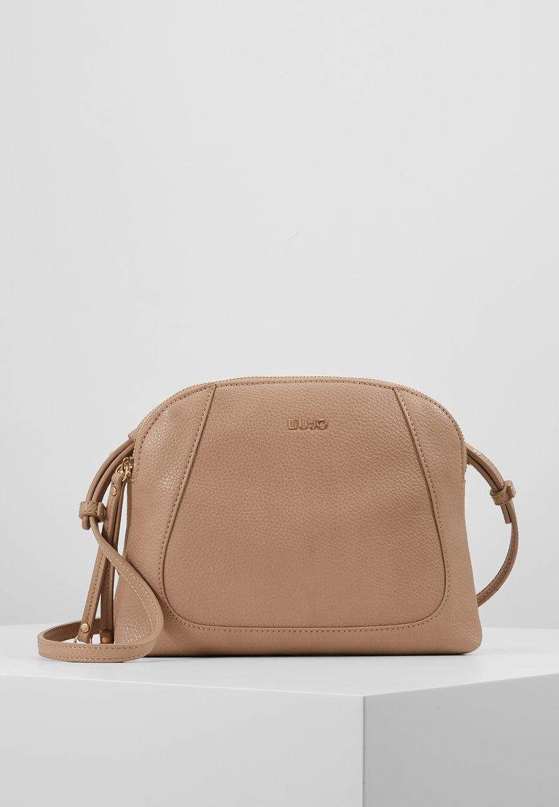 LIU JO - CROSSBODY - Across body bag - beige