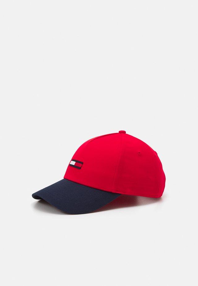 FLAG UNISEX - Kšiltovka - red