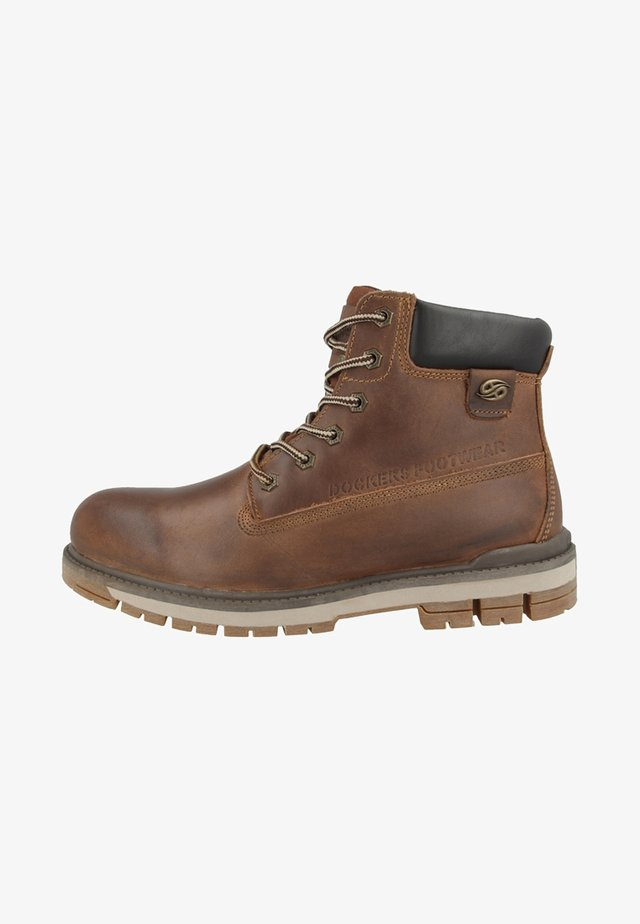 Veterboots - brown