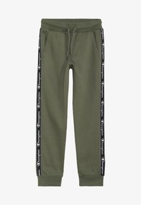Champion - AMERICAN CLASSICS PIPING CUFF PANTS - Tracksuit bottoms - khaki - 2