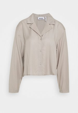 FILIPPA BLOUSE - Skjorte - grey
