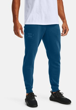 TERRY KO JGS - Tracksuit bottoms - graphite blue