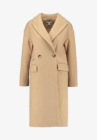 Topshop - CISSIE - Zimní kabát - camel - 4