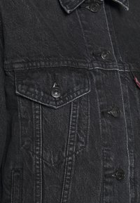 Levi's® - WELLTHREAD TRUCKER - Jeansjakke - earth stone - 5