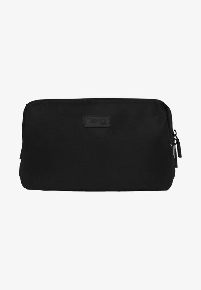 PLUME - Wash bag - black