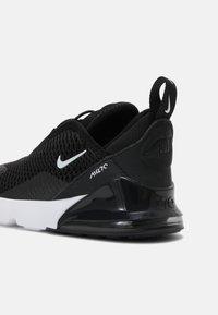 Nike Sportswear - AIR MAX 270 BT  - Tenisky - black/white/anthracite - 4