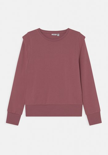 NKFLONNIE - Sweatshirt - deco rose