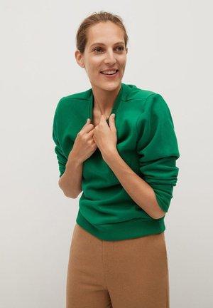 LUCAS-I - Sweatshirt - zelená
