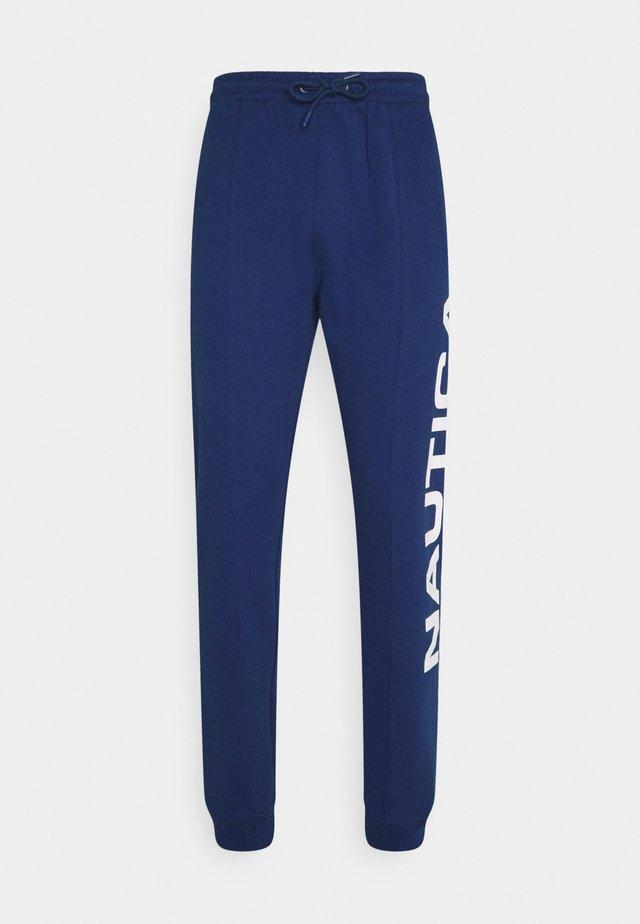 PINISI - Teplákové kalhoty - navy