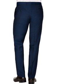 Carl Gross - SASCHA - Suit trousers - blue - 1