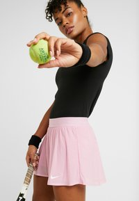 Nike Performance - MARIA SKIRT - Jupe de sport - pink rise/white - 4