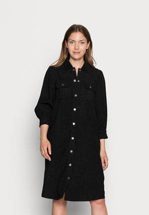KALUMA LONG  - Košilové šaty - black deep