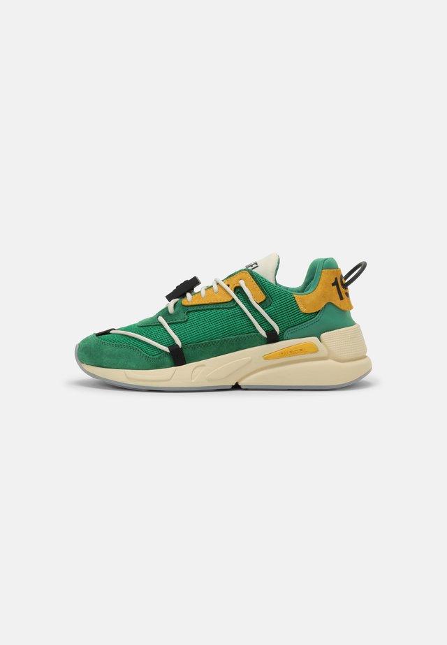 S-SERENDIPITY - Matalavartiset tennarit - green/yellow