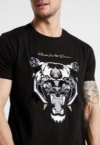 Kings Will Dream - DEMON - Camiseta estampada - black - 5
