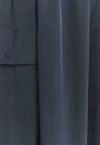 Ecoalf - DEEP SKIRT WOMAN - A-line skirt - caviar - 2