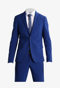 Lindbergh - PLAIN MENS SUIT - Oblek - blue - 9