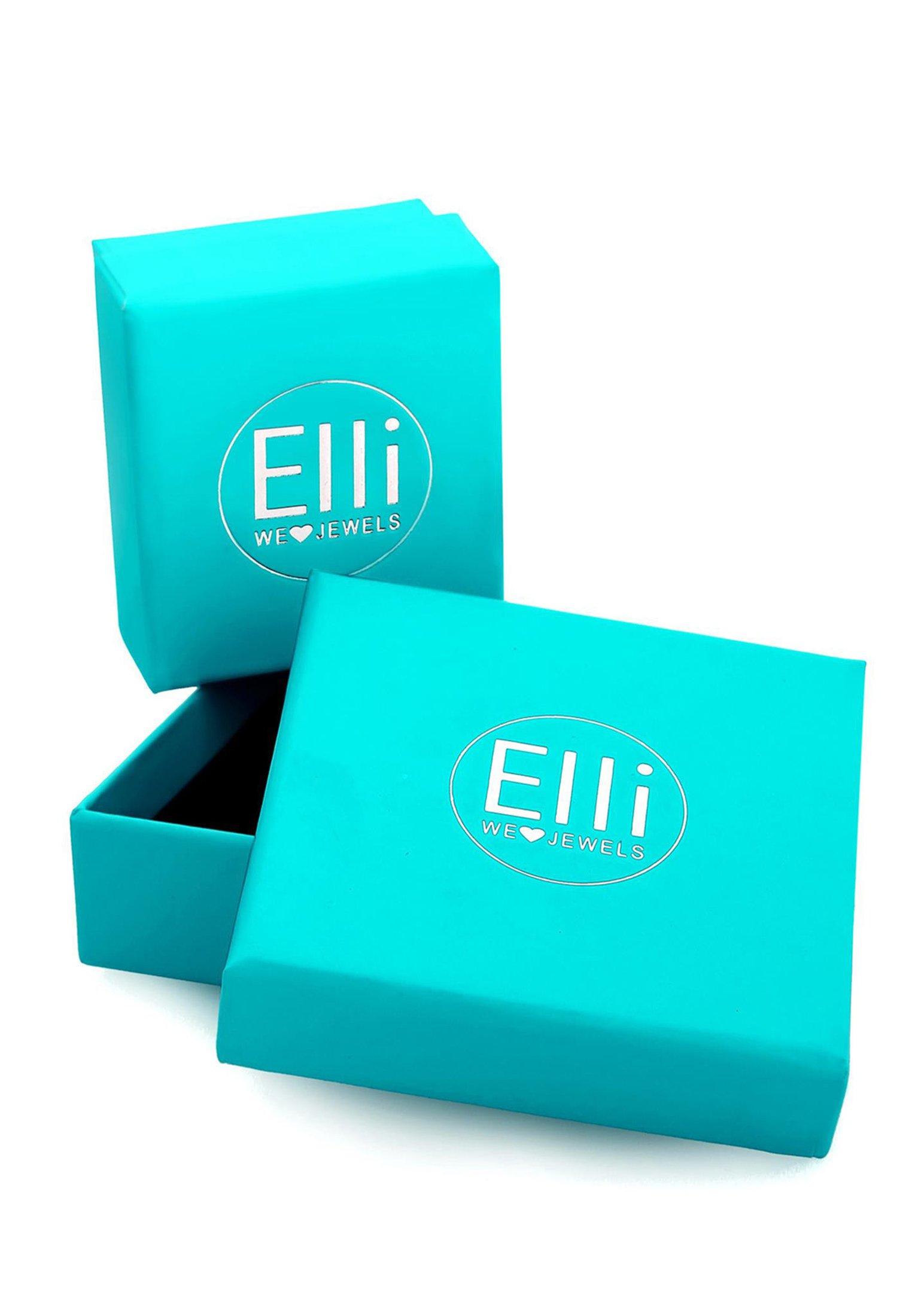Elli 2er Set - Ohrringe Gold/gold
