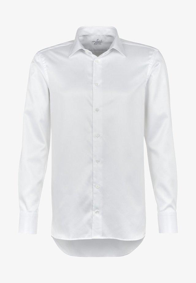 RET TAILOR FIT - Shirt - Weiß