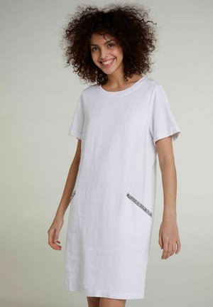 Day dress - optic white