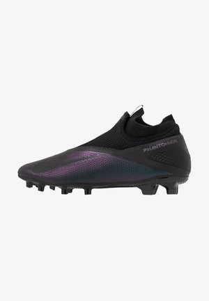 PHANTOM VISION 2 PRO DF FG - Moulded stud football boots - black