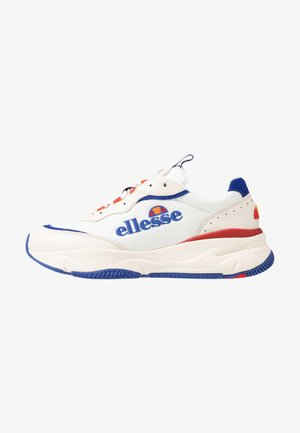 MASSELLO - Sneakers - offwhite/dark blue/red