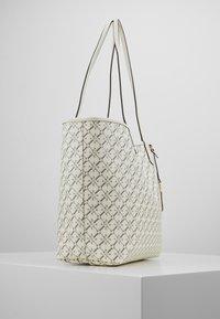Lauren Ralph Lauren - COATED COLLINS - Bolso shopping - vanilla heritage - 3