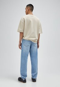 PULL&BEAR - Jeansy Relaxed Fit - blue-grey - 2