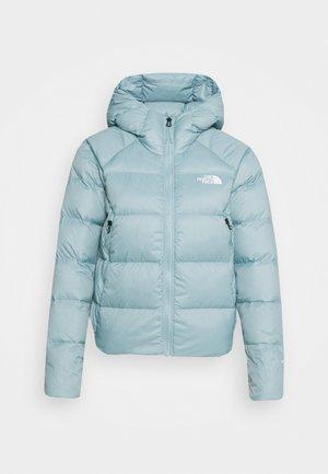 HOOD - Down jacket - tourmaline blue