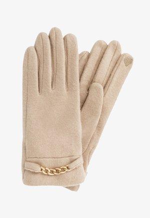 Handschoenen - milchkaffee-melange