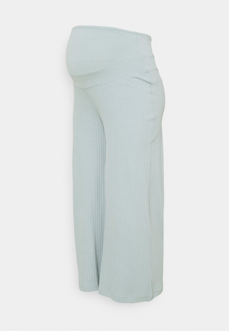 Anna Field MAMA - Tracksuit bottoms - light blue