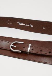 Tamaris - Midjebelte - brown - 3