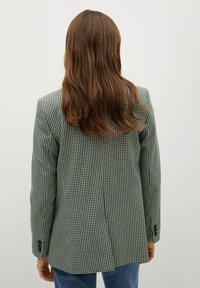 Mango - CHARLOTT - Manteau court - green - 2