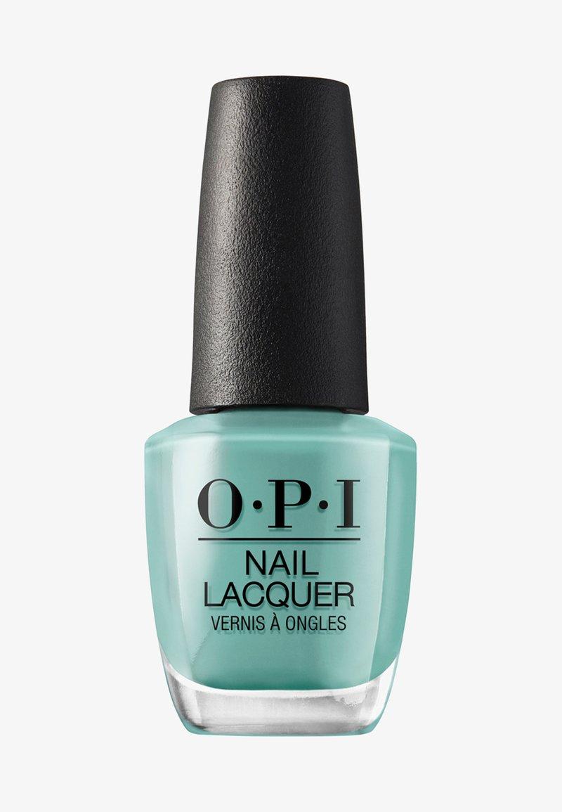 OPI - NAIL LACQUER NAIL POLISH MEXICO COLLECTION - Nail polish - verde nice to meet you