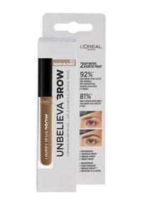 L'Oréal Paris - UNBELIEVABROW - Eyebrow gel - warm blonde - 1