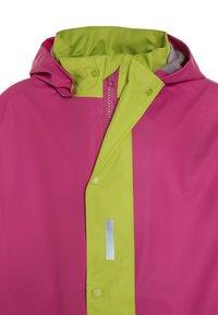 Playshoes - Waterproof jacket - pink - 4