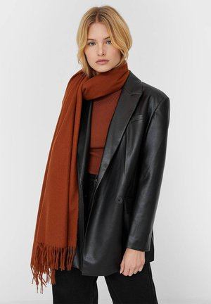 SOFT-TOUCH - Scarf - camel