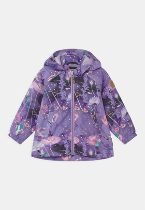 HETE UNISEX - Chaqueta outdoor - light violet