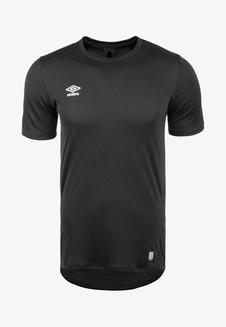 Umbro - Basic T-shirt - black