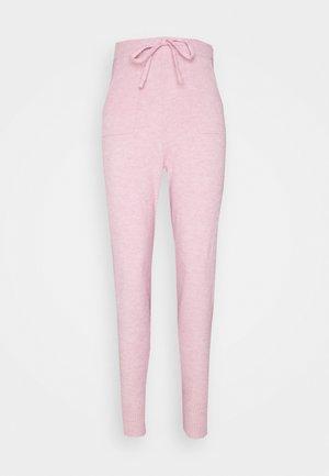 EFFY JOGGER - Tracksuit bottoms - pink