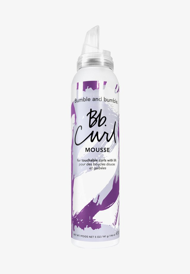 CURL CONDITIONING MOUSSE - Stylingproduct - -