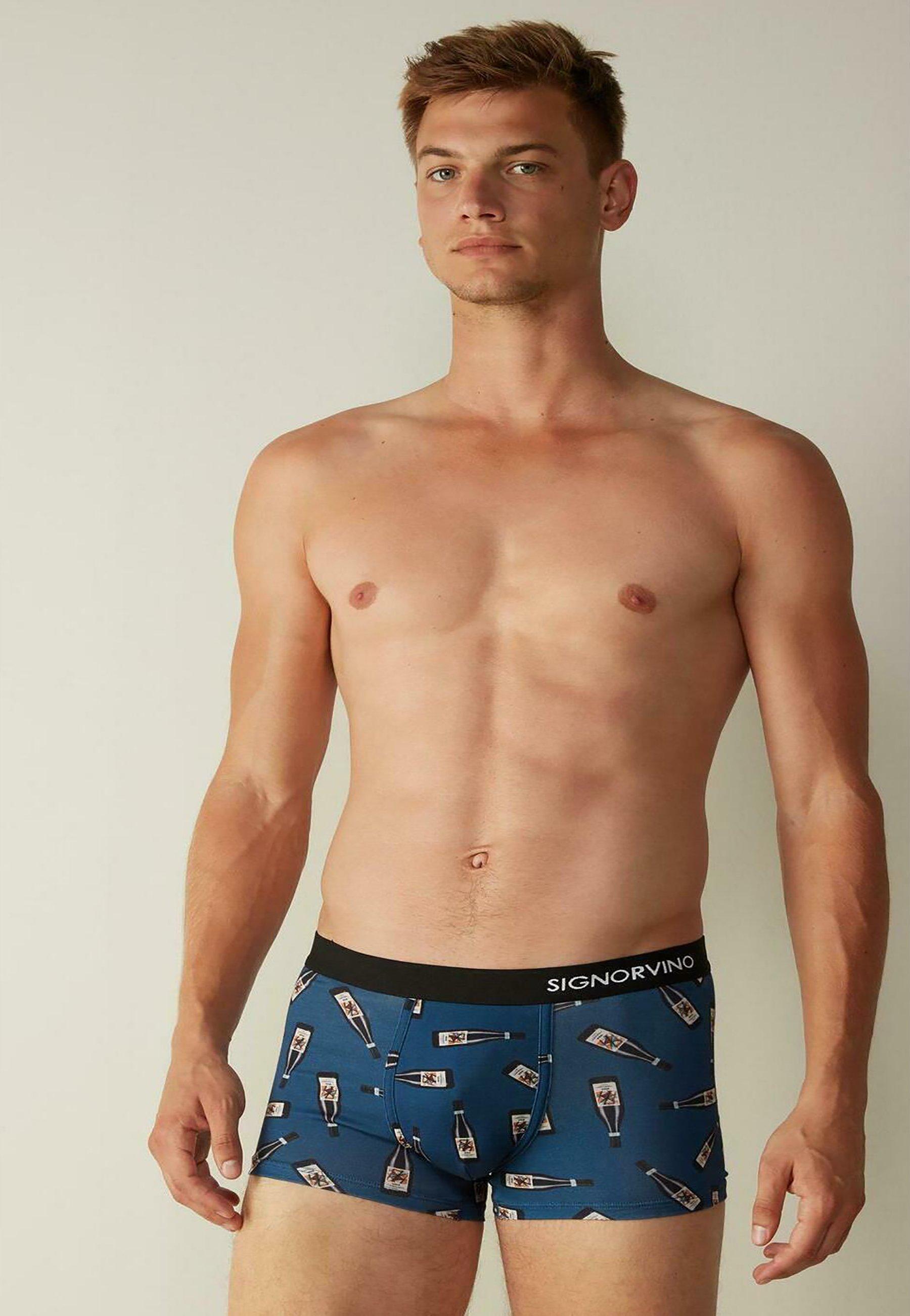 Herren SIGNORVINO  - Panties - blau