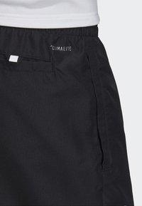 adidas Performance - CLUB SHORTS - Urheilushortsit - black - 5