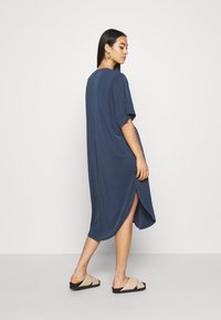 Monki - HESTER DRESS - Jerseykjole - navy blue - 2