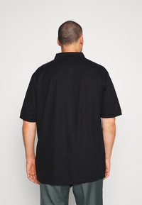 Calvin Klein - REFINED LOGO SLIM - Polo - black - 2