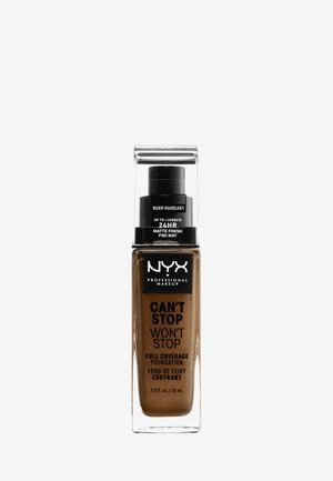CAN'T STOP WON'T STOP FOUNDATION - Foundation - 16.7 warm mahogany