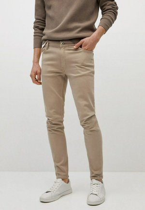 BILLY - Jeans Skinny Fit - beige
