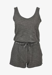 Urban Classics - LADIES COLD DYE - Jumpsuit - grey - 1
