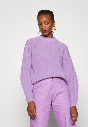 SHELIYA - Svetr - bright purple